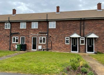 Thumbnail 2 bed terraced house for sale in Elm Road, Upper Marham, King's Lynn
