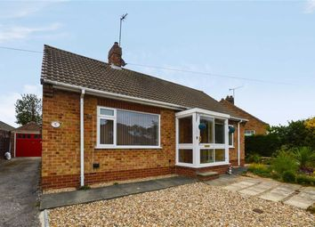 Thumbnail 2 bed detached bungalow to rent in Greenacre Park, Hornsea, East Yorkshire