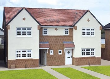 Thumbnail 3 bed semi-detached house for sale in Burlingham Park, Garstang, Preston