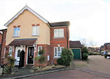 Thumbnail 4 bed semi-detached house for sale in Marcus Close, Colchester