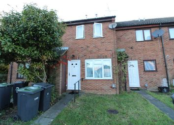 Thumbnail 1 bedroom terraced house to rent in Chiltern Gardens, Waller Avenue, Luton