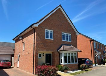Thumbnail 4 bed detached house for sale in Barley Fields, Stratford-Upon-Avon