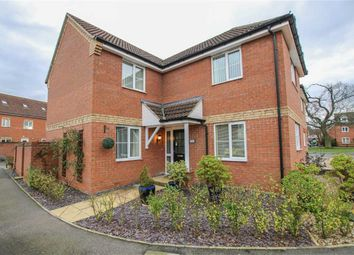 Thumbnail 4 bed property for sale in The Brambles, Market Rasen
