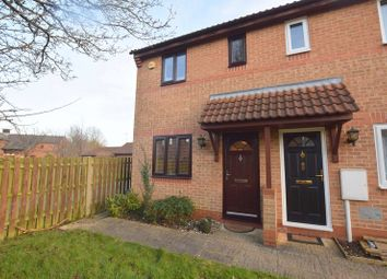 Thumbnail 2 bed end terrace house for sale in Hindemith Gardens, Old Farm Park, Milton Keynes