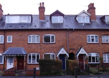Thumbnail 3 bed terraced house to rent in Hewell Place, Hewell Road, Barnt Green, Birmingham