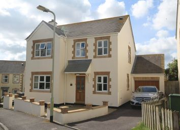 Thumbnail 4 bed detached house for sale in Kings Park, Chulmleigh