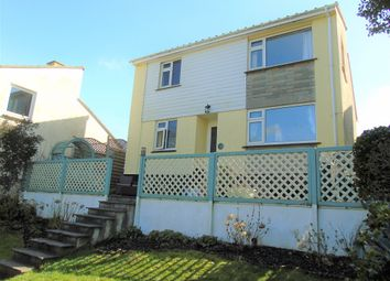 Thumbnail 3 bed detached house for sale in Barton Close, Penzance, Cornwall.