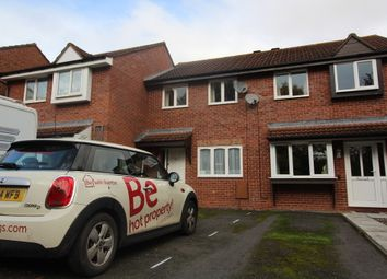 Thumbnail 3 bed terraced house to rent in Chatsworth Road, Hereford