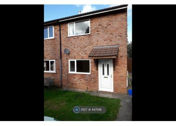 Thumbnail 2 bed semi-detached house to rent in Bryn Eryr, Colwyn Bay