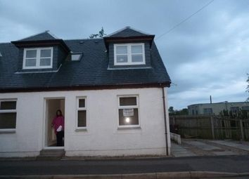 Thumbnail 3 bed semi-detached house to rent in Milton Street, Crosshill, Ayrshire