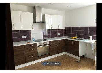 Thumbnail 3 bedroom flat to rent in Osborne Road, Blackpool