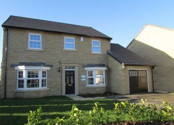 Thumbnail 4 bed detached house for sale in The Langdale (Plot 12), Vicarage Meadows, Holmfirth