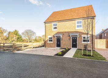 2 bed semi-detached house for sale in Patricia Way, Meadow View, Nutbourne, Chichester PO18