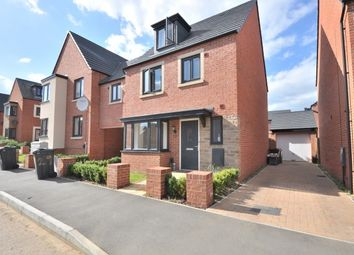 Thumbnail 4 bed link-detached house to rent in Balmoral Close, Northampton