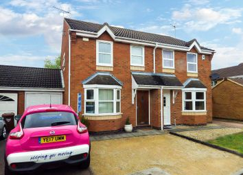 Thumbnail 3 bed semi-detached house to rent in Sandpiper Close, Bicester, Oxfordshire