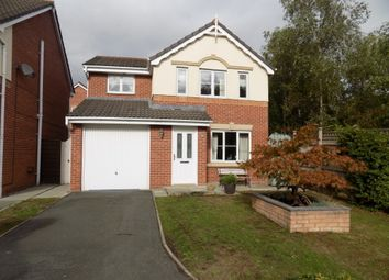 Thumbnail 3 bed detached house for sale in Coalport Drive, Winsford