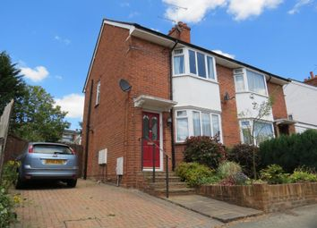 Thumbnail 1 bed maisonette to rent in Harcourt Road, Camberley