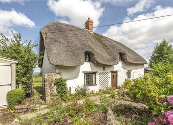Thumbnail 3 bed detached house for sale in The Bartons, Shaftesbury, Dorset