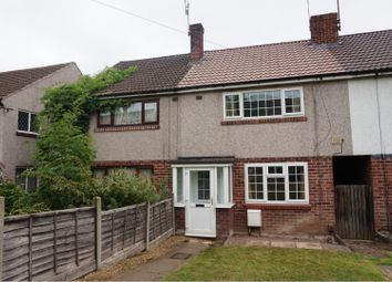 Thumbnail 2 bed terraced house for sale in Chenies Close, Coventry