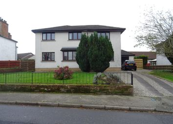 Thumbnail 4 bed detached house for sale in 28 Kellwood Place, Dumfries