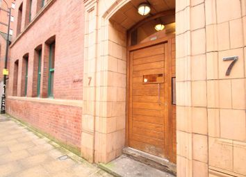 Thumbnail 1 bedroom flat to rent in Lincoln Place, Manchester