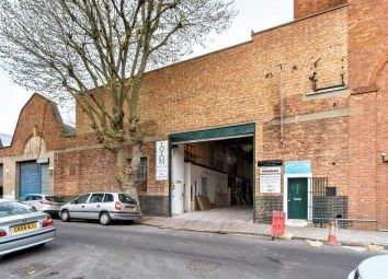 Thumbnail Industrial to let in Ground Floor, The Old Tank Factory, 68-70, Stanley Gardens, London