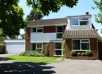 Thumbnail 4 bed detached house for sale in Lower Cookham Road, Maidenhead