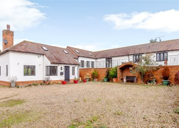 Thumbnail 5 bedroom equestrian property for sale in Redbourn Road, St. Albans, Hertfordshire