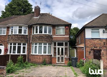 Thumbnail 3 bed semi-detached house for sale in 180 Barrows Lane, Birmingham