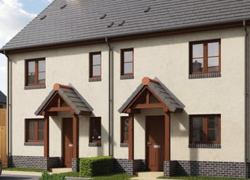 Thumbnail 3 bedroom semi-detached house for sale in Plot 16 Oak Grove, New Hedges, Tenby, Pembrokeshire