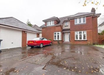 Thumbnail 4 bedroom detached house for sale in Thornhill Gardens, Newton Mearns, Glasgow