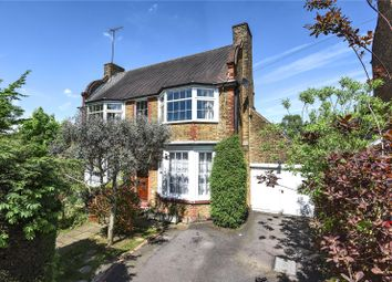 Thumbnail 4 bed detached house for sale in Honey Hill, Uxbridge, Middlesex