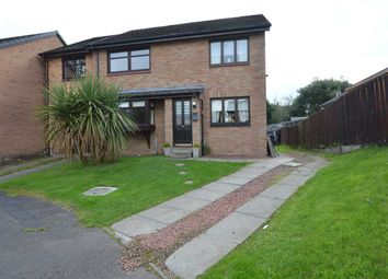 Thumbnail 2 bed semi-detached house for sale in Bryson Court, Hamilton