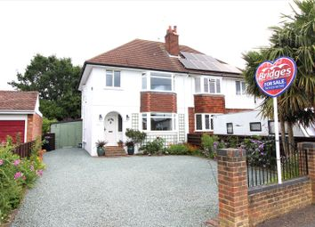 Thumbnail 3 bed semi-detached house for sale in Frimley Green Road, Frimley, Surrey