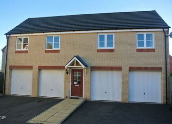 Thumbnail 2 bed flat for sale in Brooklands Way, Bourne, Lincolnshire