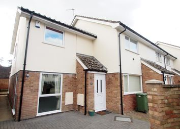 Thumbnail 2 bed semi-detached house to rent in Hall Close, Hethersett, Norwich