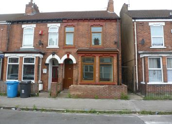Thumbnail 4 bedroom shared accommodation to rent in Bacheler Street, Hull