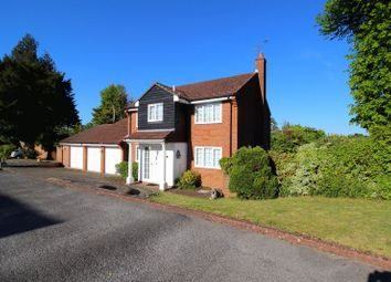 Thumbnail 4 bedroom detached house for sale in Lawford Gardens, Kenley