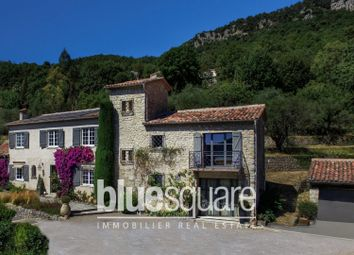 Thumbnail 7 bed property for sale in Le Bar-Sur-Loup, Alpes-Maritimes, 06620, France