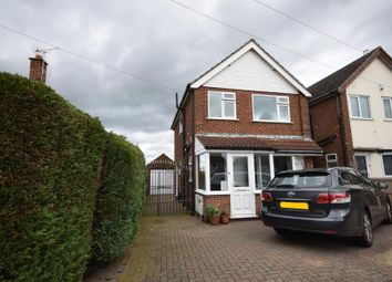 Thumbnail 3 bed detached house for sale in Cadgwith Drive, Allestree, Derby