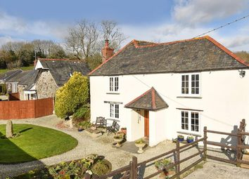 Thumbnail 3 bed equestrian property for sale in Plus 3x Holiday Lets And Outbuildis, Pillaton, Saltash, Cornwall
