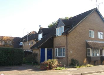 Thumbnail 1 bed terraced house to rent in Monks Crescent, Addlestone