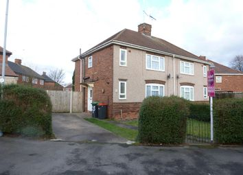 Thumbnail 3 bedroom semi-detached house for sale in Herne Street, Sutton-In-Ashfield