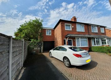 4 bed semi-detached house for sale in Newlands Avenue, Cheadle Hulme, Cheadle, Cheshire SK8