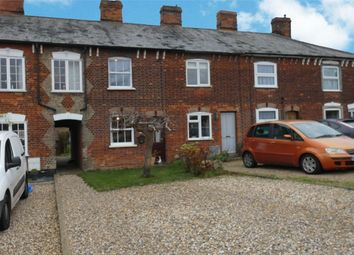 Thumbnail 3 bed end terrace house for sale in Fair Green, Glemsford, Sudbury, Suffolk