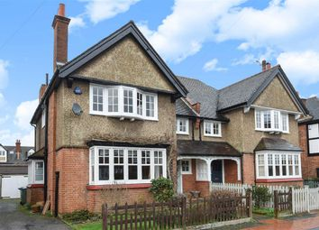 Thumbnail 3 bed semi-detached house for sale in Southville Road, Thames Ditton