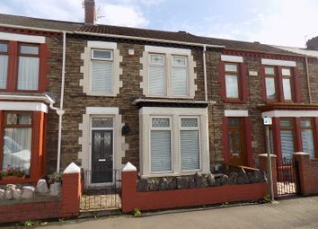 Thumbnail 3 bed terraced house for sale in Abbey Road, Port Talbot, Neath Port Talbot.