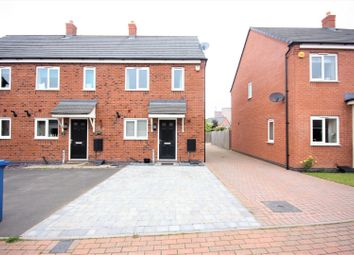 Thumbnail 2 bed end terrace house to rent in Crabtree Avenue, Hawksyard, Rugeley