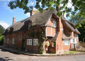 Thumbnail 1 bed cottage to rent in Hunton Down Lane, Hunton, Sutton Scotney, Winchester