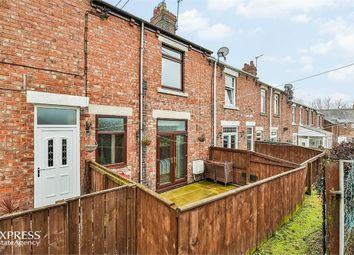 Thumbnail 2 bed terraced house for sale in West Villas, West Pelton, Stanley, Durham